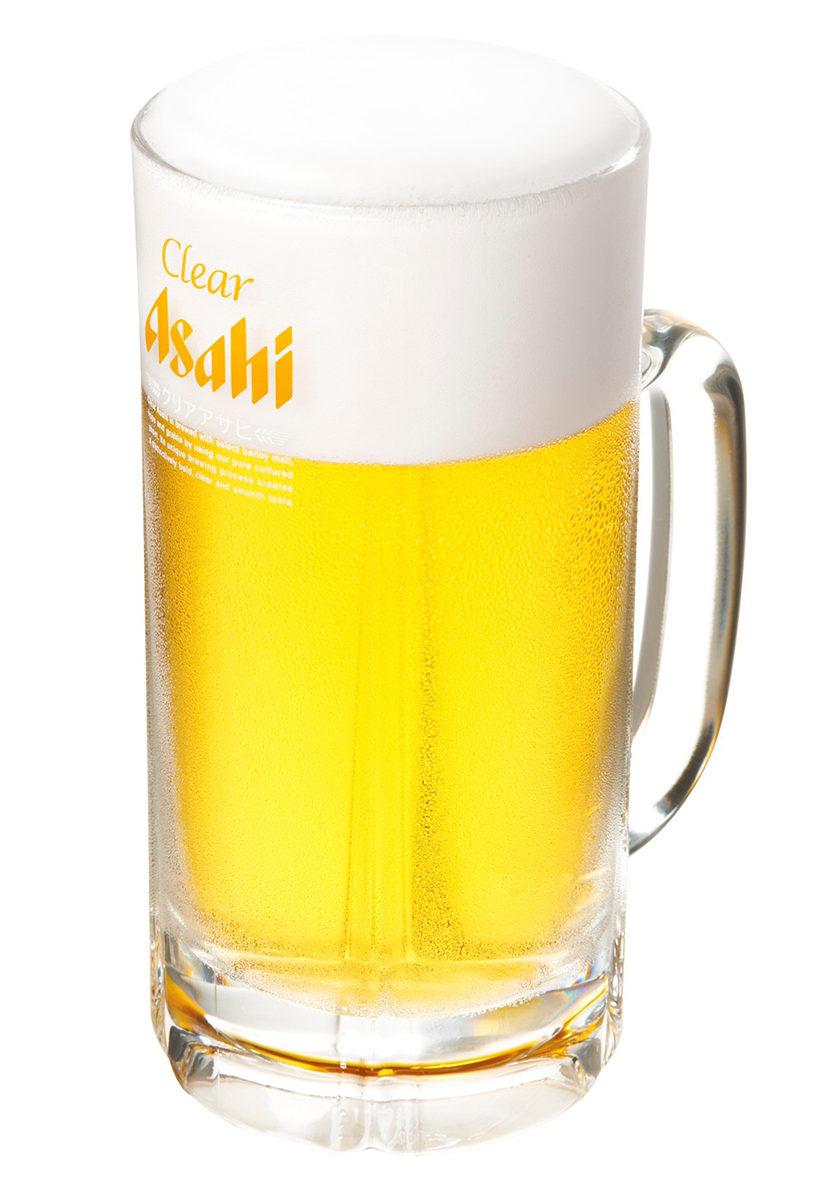 生ビール(中ジョッキ)02